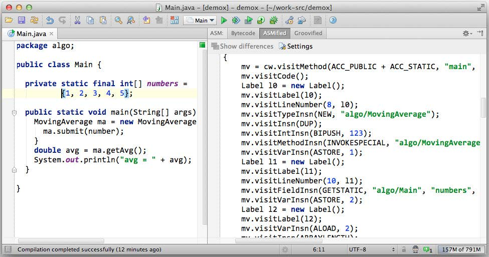 Java ByteCode at the Core of the JVM   JRebel com