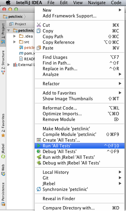 Getting Started with IntelliJ IDEA as an Eclipse User | JRebel com