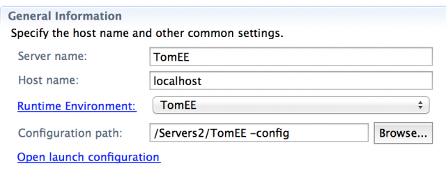 Migrating from GlassFish to JBoss or TomEE | JRebel com