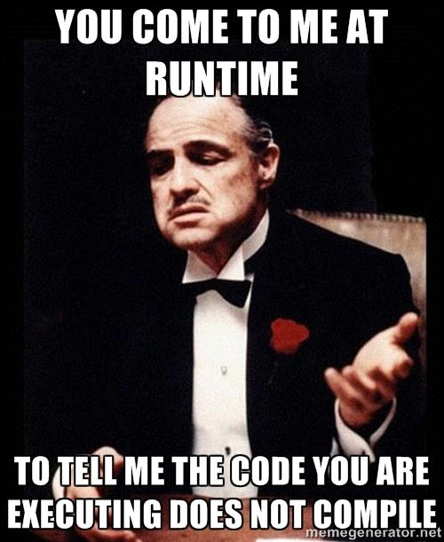 dynamic languages godfather