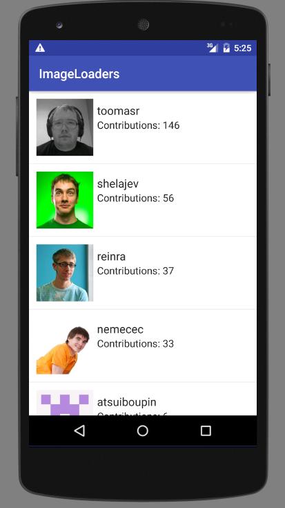 Android image loading - Glide! | JRebel com